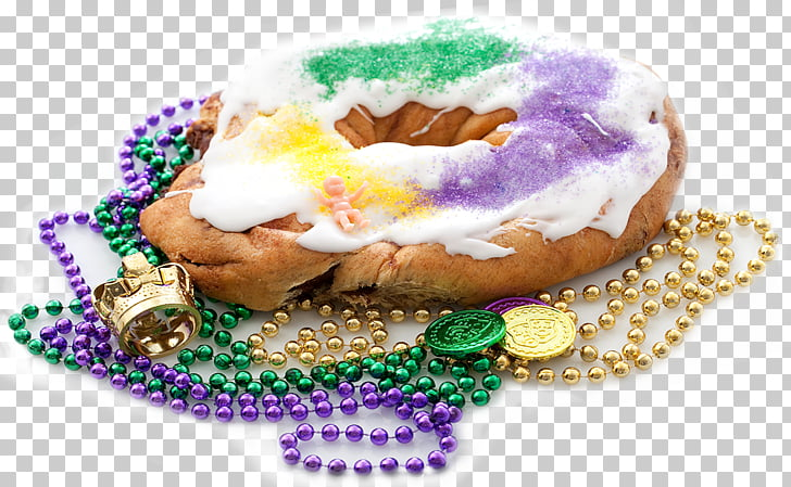 New Orleans King cake Praline Birthday cake Southern United.