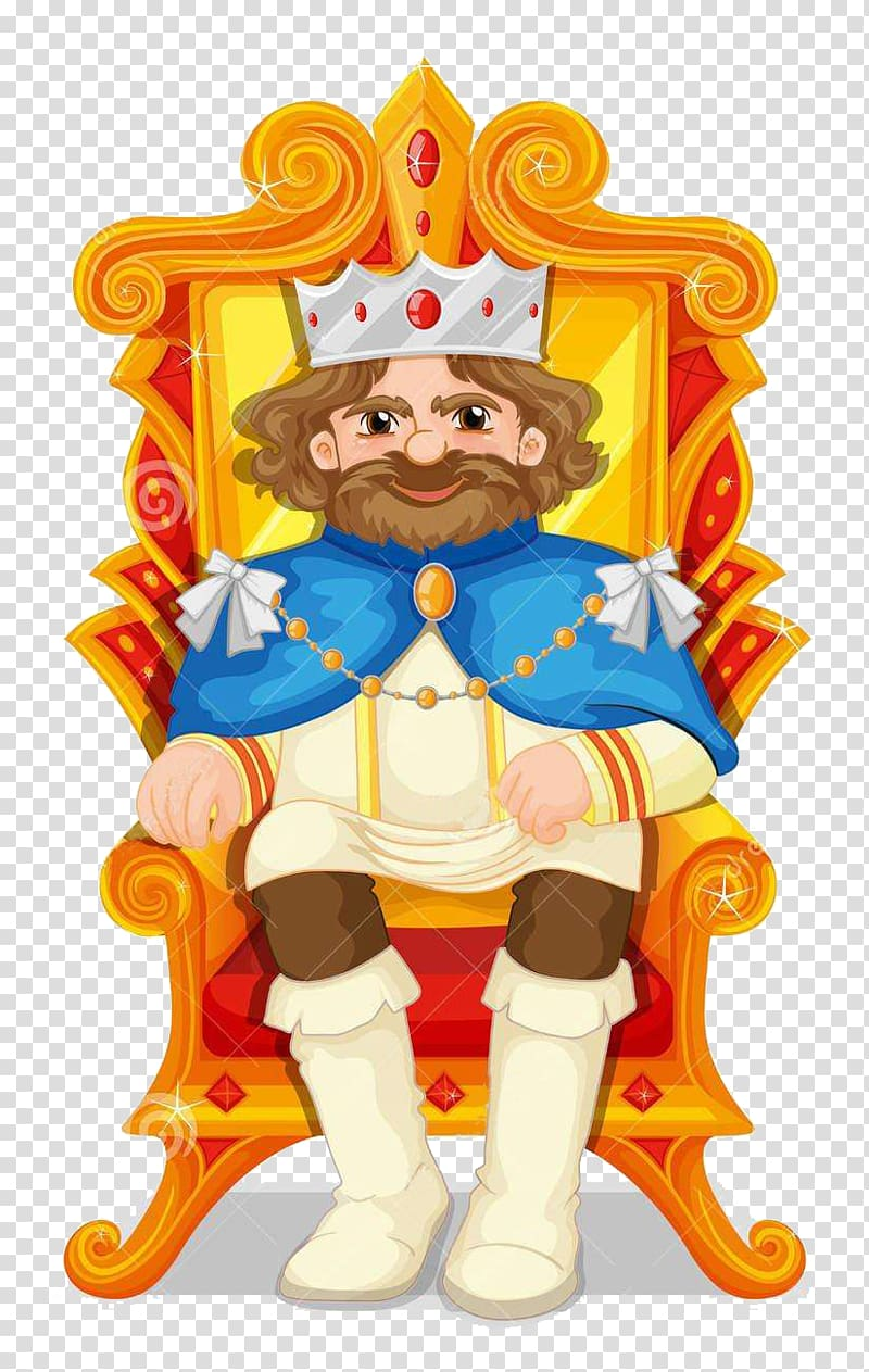 Throne King , Cartoon throne transparent background PNG.