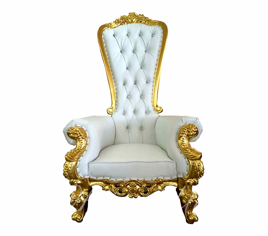 Wedding Excellent Quality King Throne Royal Chair.