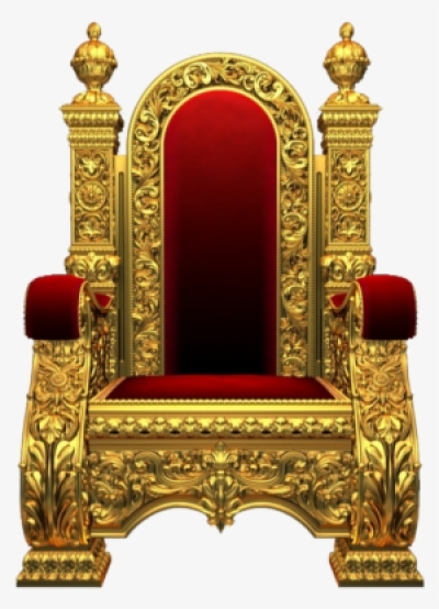 King chair png AbeonCliparts.