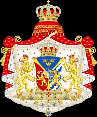 Charles XIV John of Sweden.