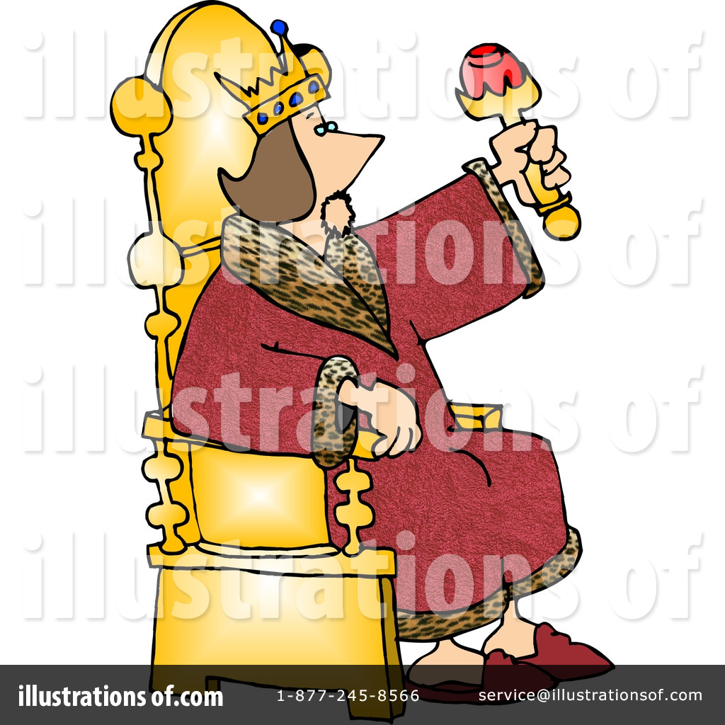 King Clipart #6185.