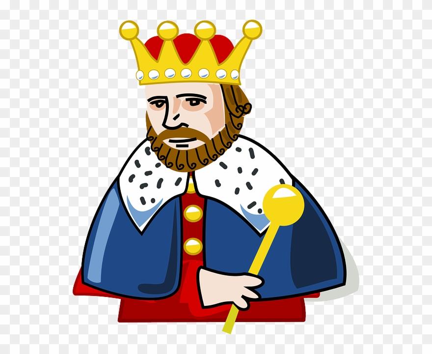 Cartoon King Clipart.