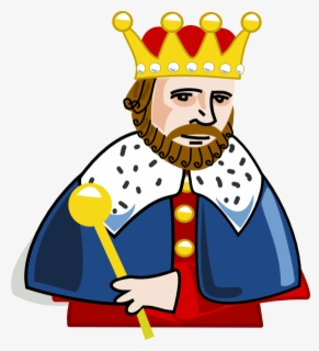 Free King Clip Art with No Background.