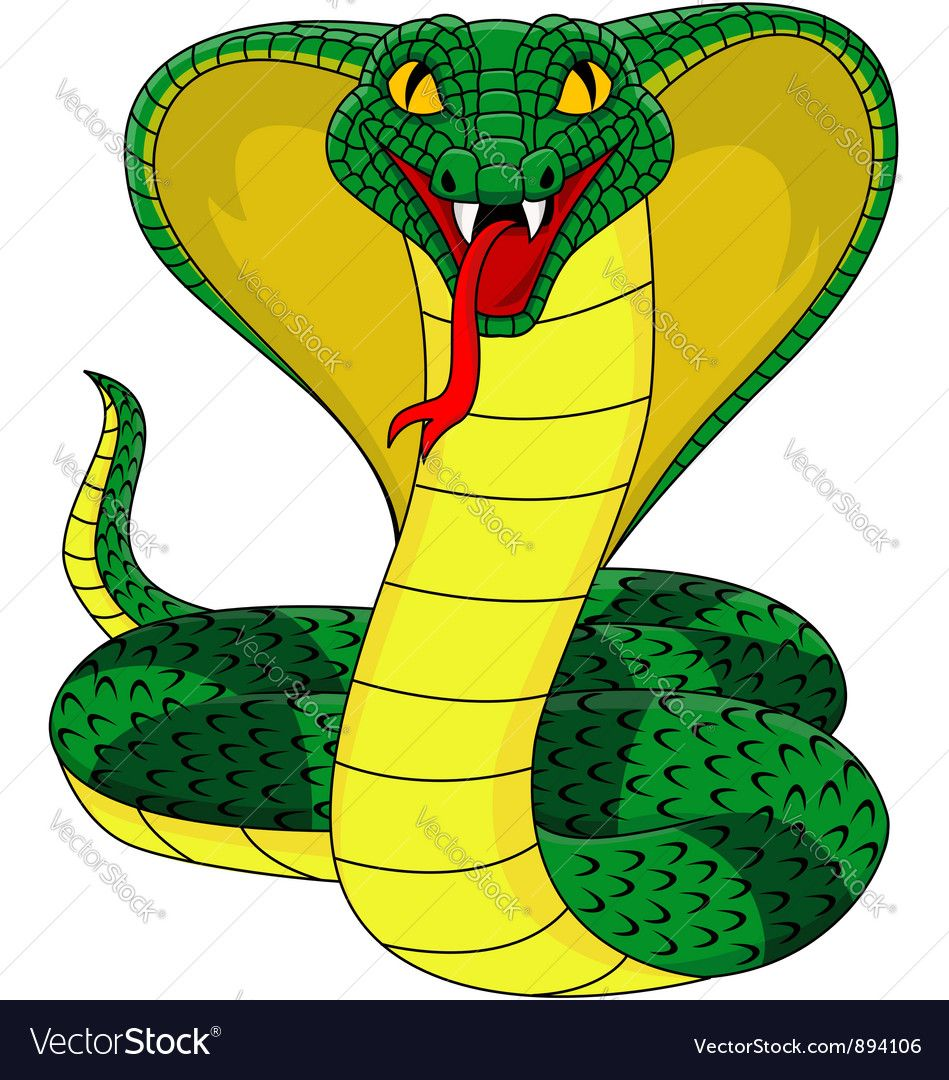 King cobra clipart 5 » Clipart Station.