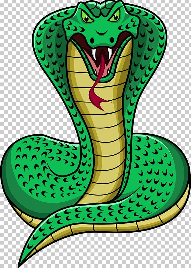 Snake King Cobra PNG, Clipart, Animals, Cobra, Drawing, Fotosearch.