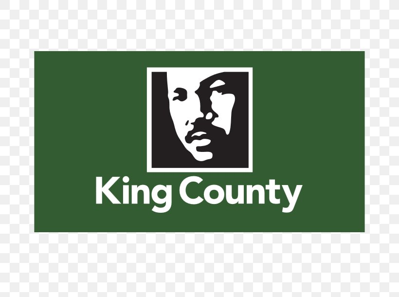 King County, Washington Logo Brand Green Font, PNG.
