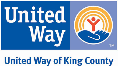 United Way of King County Logo.