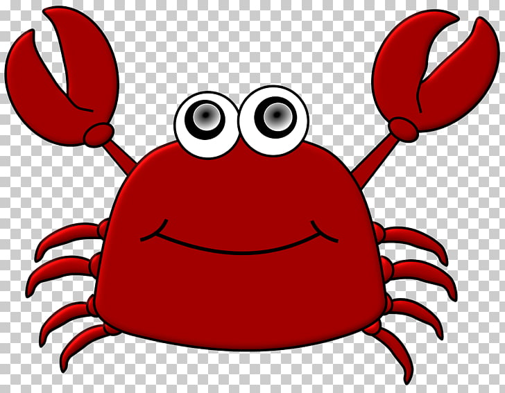 Red king crab , crab PNG clipart.