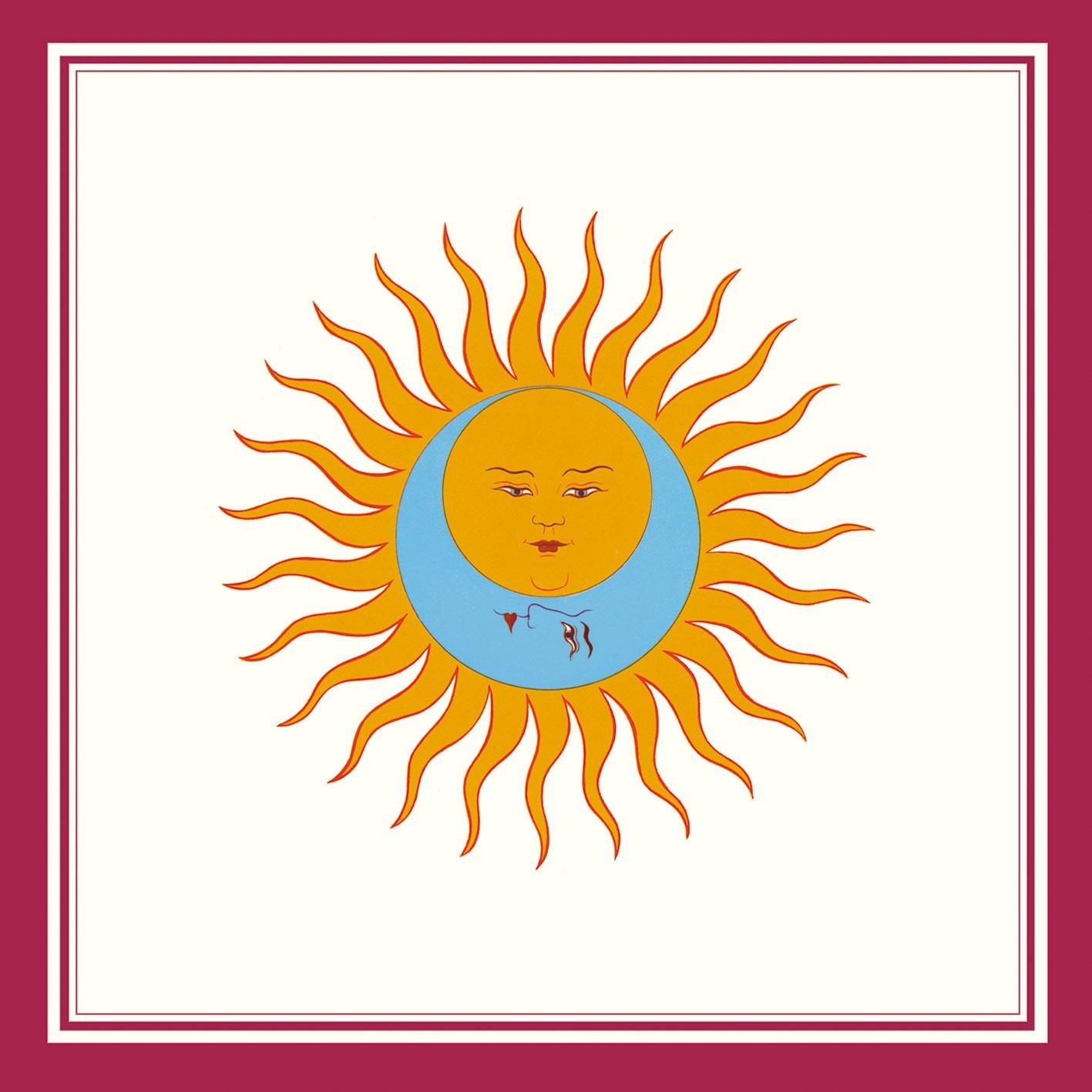 King Crimson.
