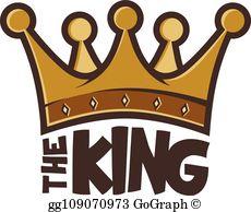 King Crown Clip Art.