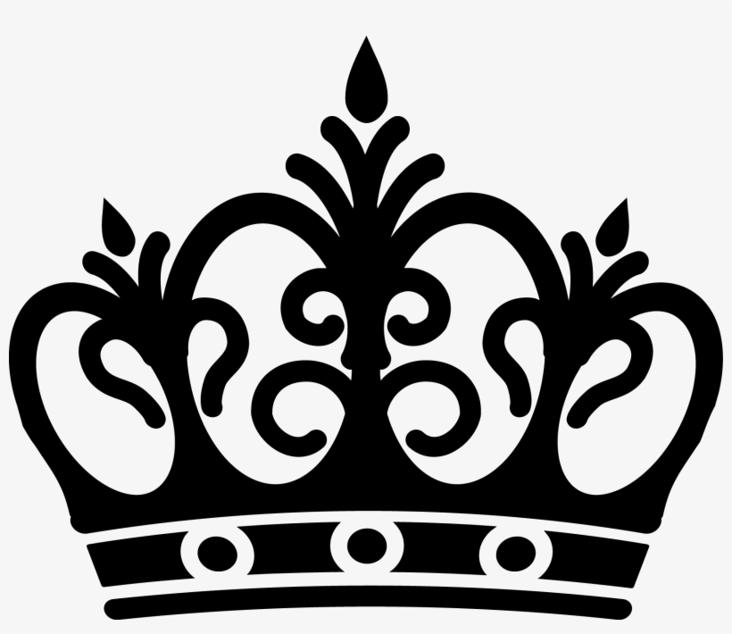 Clip Art Freeuse Simple King And Queen Crowns Free.