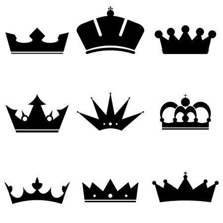 King crown clipart black and white » Clipart Portal.