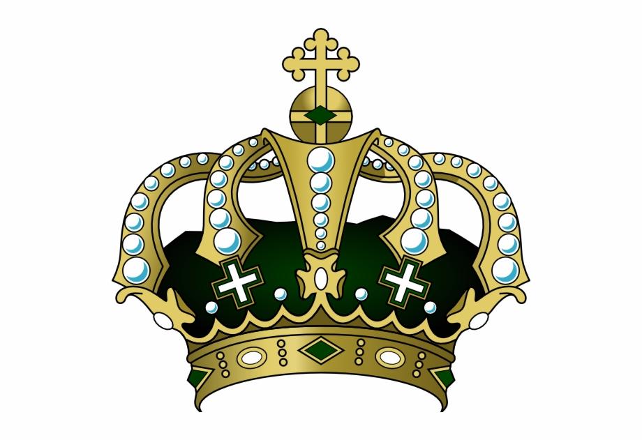 Green Crown Clip Art At Clkercom Vector Online Royalty.
