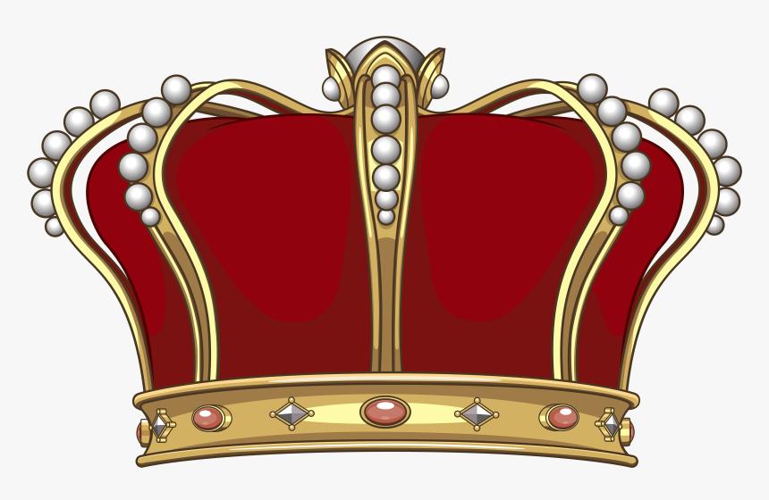 King Crown Png Clip Art Image.
