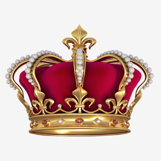 King Crown Png, Vector, PSD, and Clipart With Transparent Background.