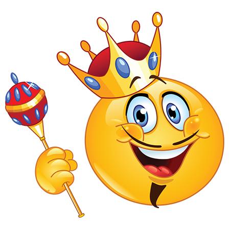 King Smiley.