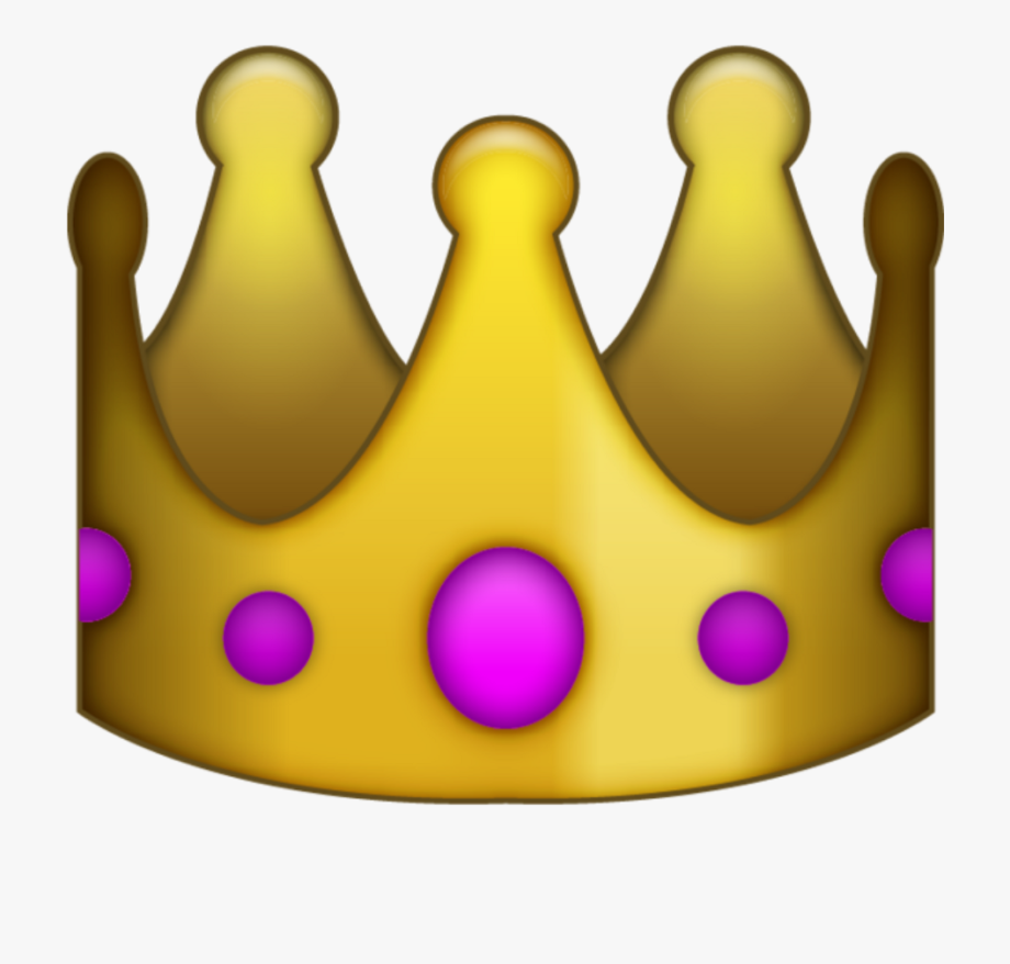 King Clipart Emoji.