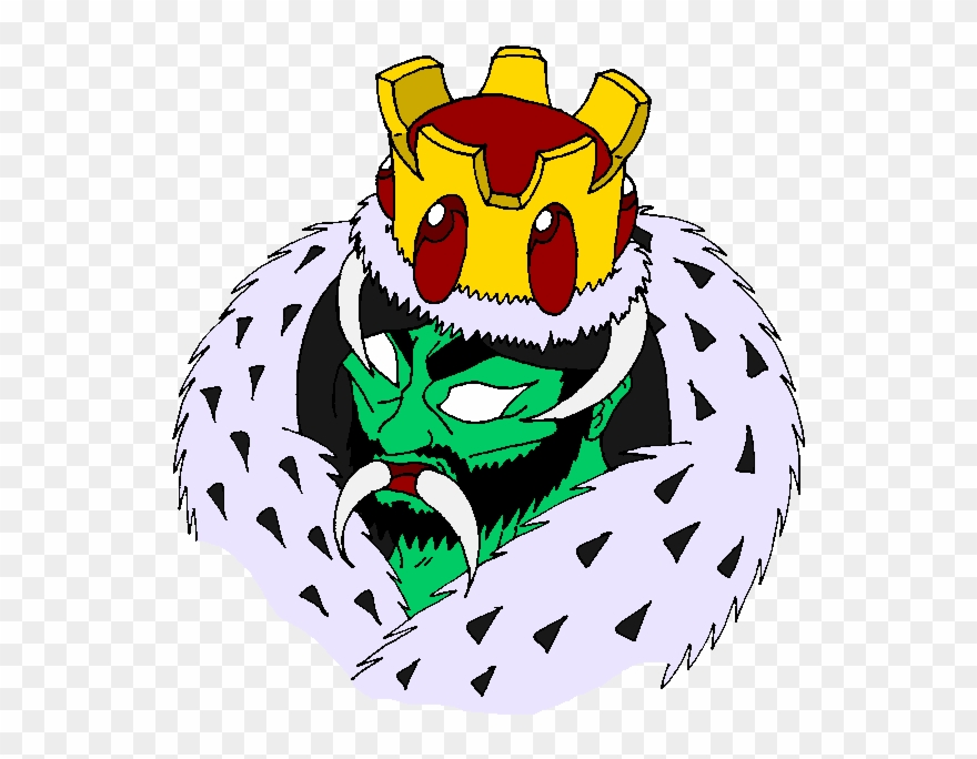 Dark King Face Clipart (#2330907).