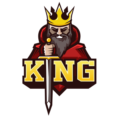 King Games Clipart PNG File.