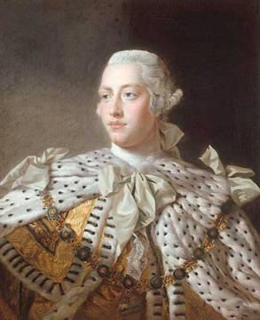 King george iii clipart #12