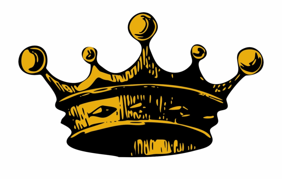 Image Of A Crown Clipart.