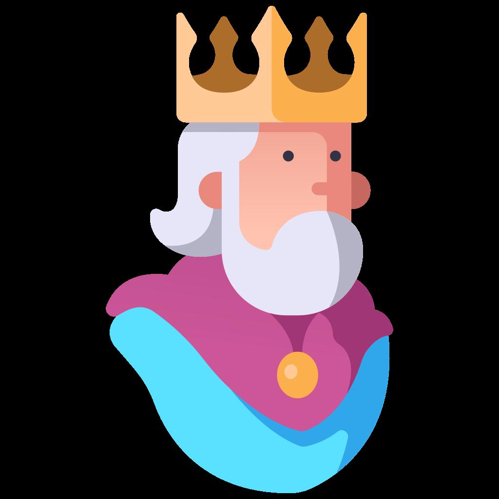 King Icon.