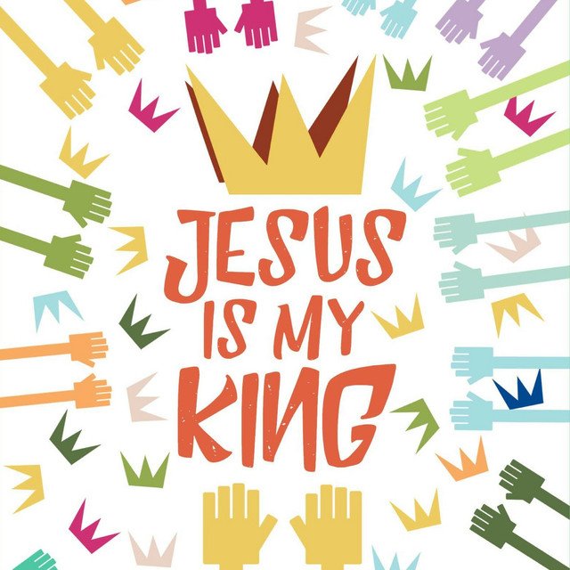 Jesus Is My King by Discovery Camp on Spotify.