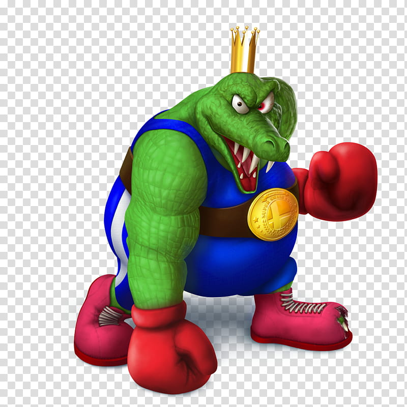 King KRUSHAAAA K Rool transparent background PNG clipart.