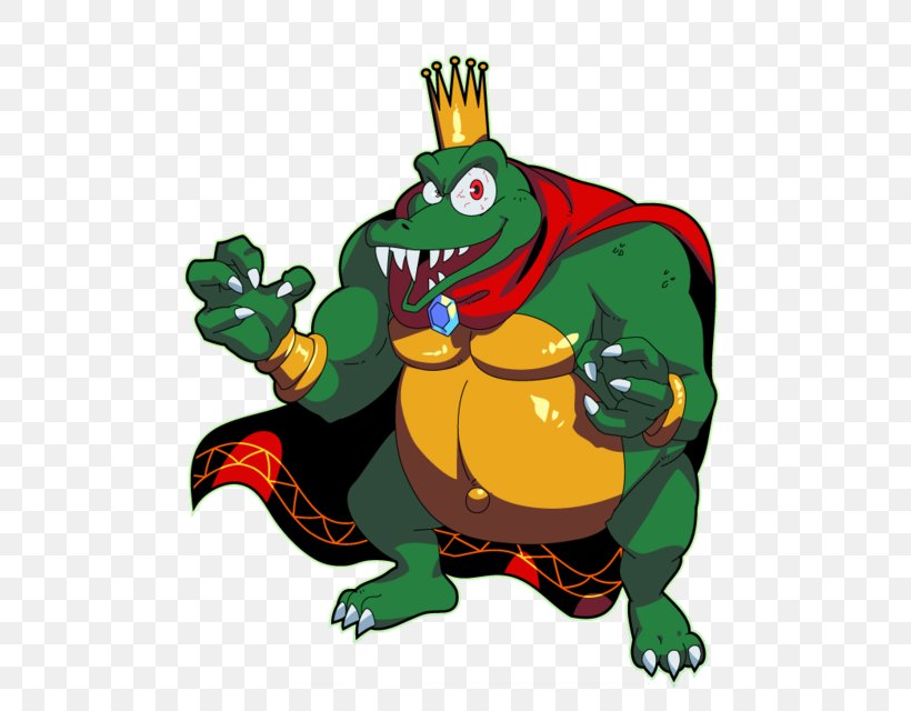 Kremling King K. Rool Donkey Kong Country Donkey Kong 64.