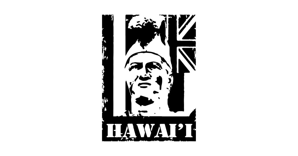 Hawai\'i King Kamehameha by Hawaii Nei All Day by hawaiineiallday.