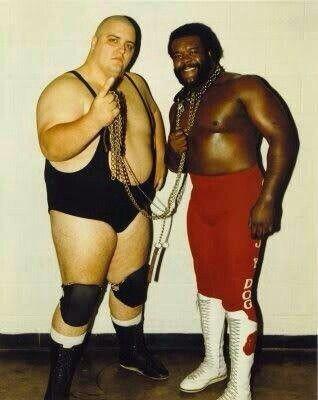 Jyd and King Kong Bundy.