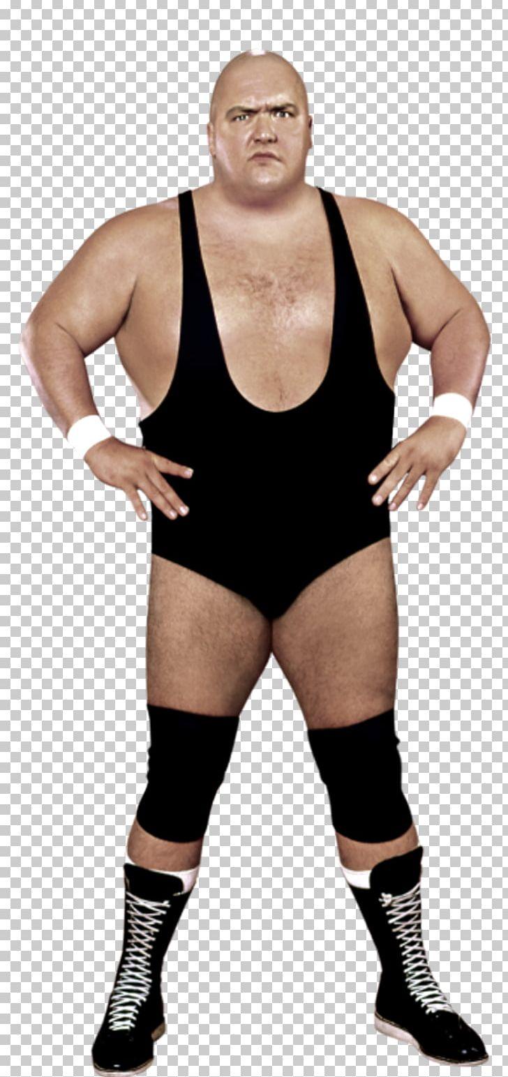 King Kong Bundy Atlantic City WrestleMania Professional.