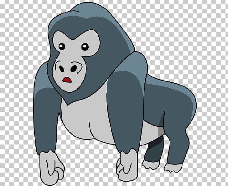 Gorilla King Kong Ape PNG, Clipart, Animals, Animation, Ape, Cartoon.