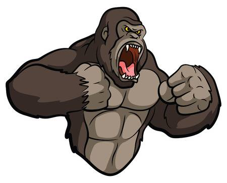 King kong clipart 5 » Clipart Station.