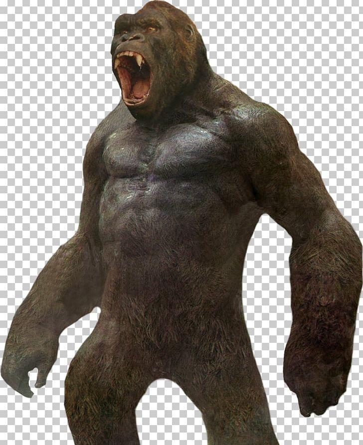 King Kong YouTube MonsterVerse Kaiju Photography PNG, Clipart.