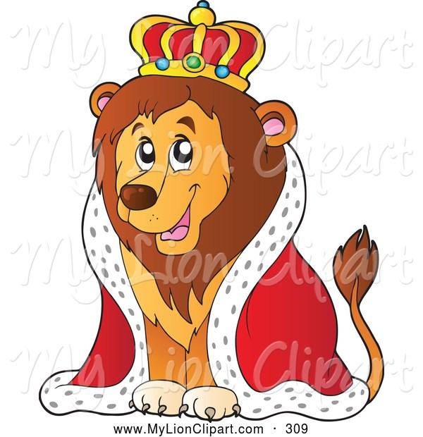 King lion clipart 4 » Clipart Portal.