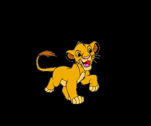 Lion King Lion Cub, Lion Clipart, Cartoon, Protagonist PNG.