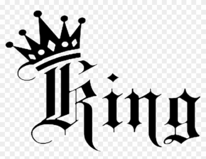 king #crown #black.
