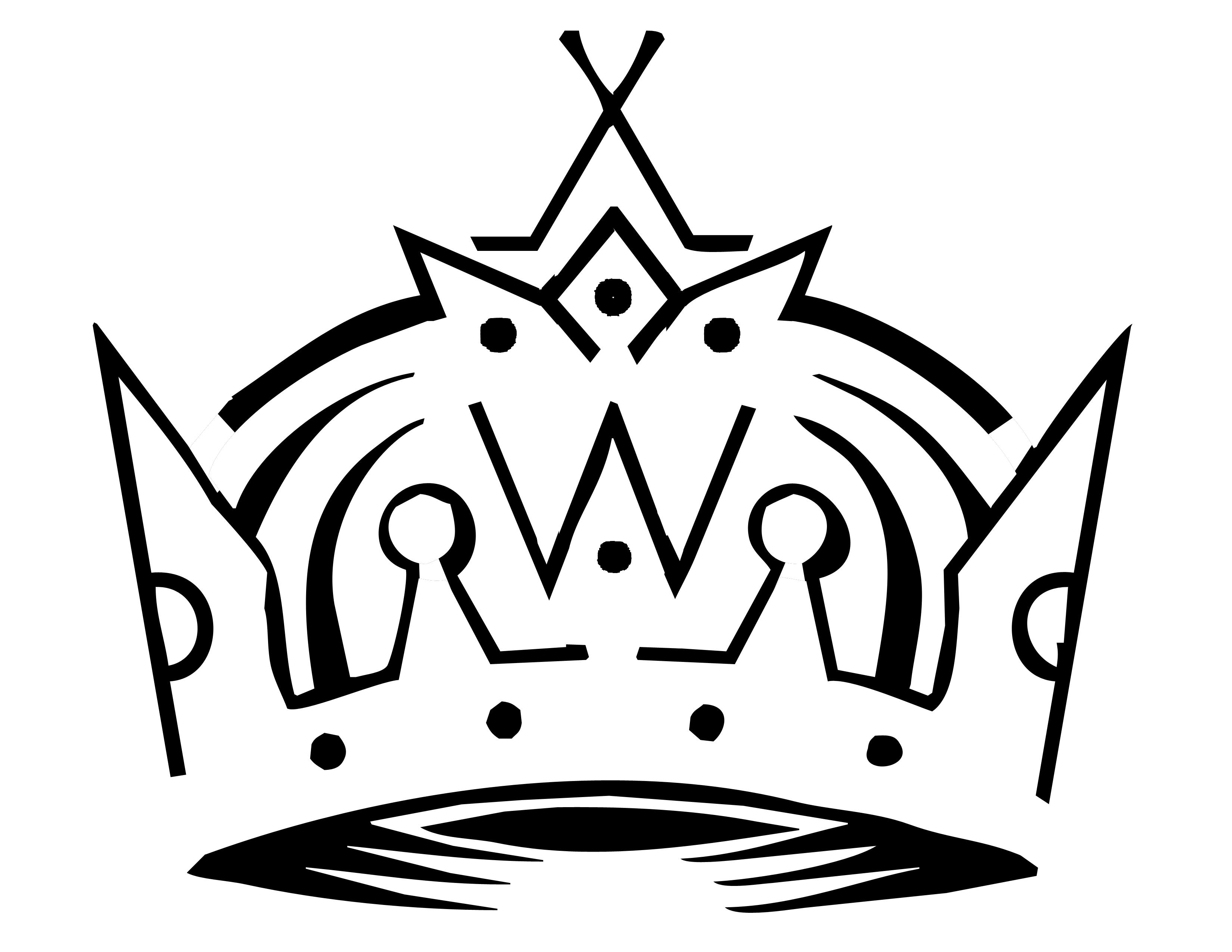 Free King Crown Logo, Download Free Clip Art, Free Clip Art.