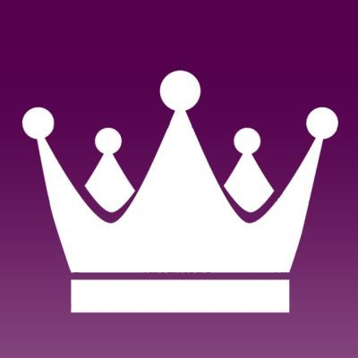 King Crown Logo Design.
