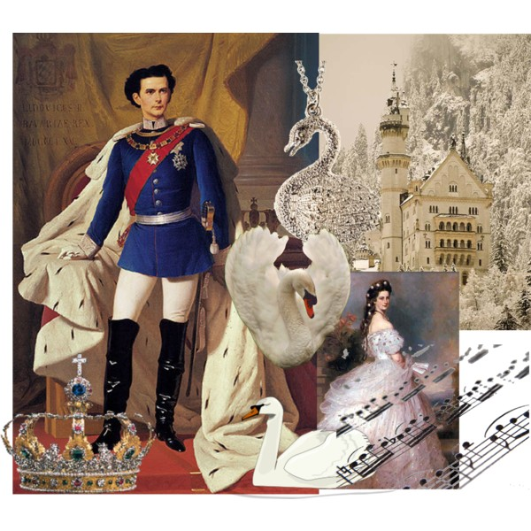Ludwig II: a Fairytale King.