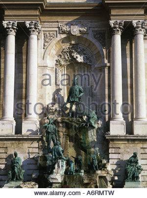 Matthias Corvinus Of Hungary Stock Photo, Royalty Free Image.