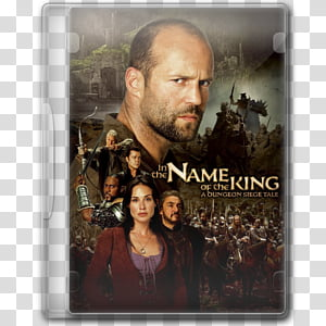 In the Name of the King transparent background PNG cliparts.
