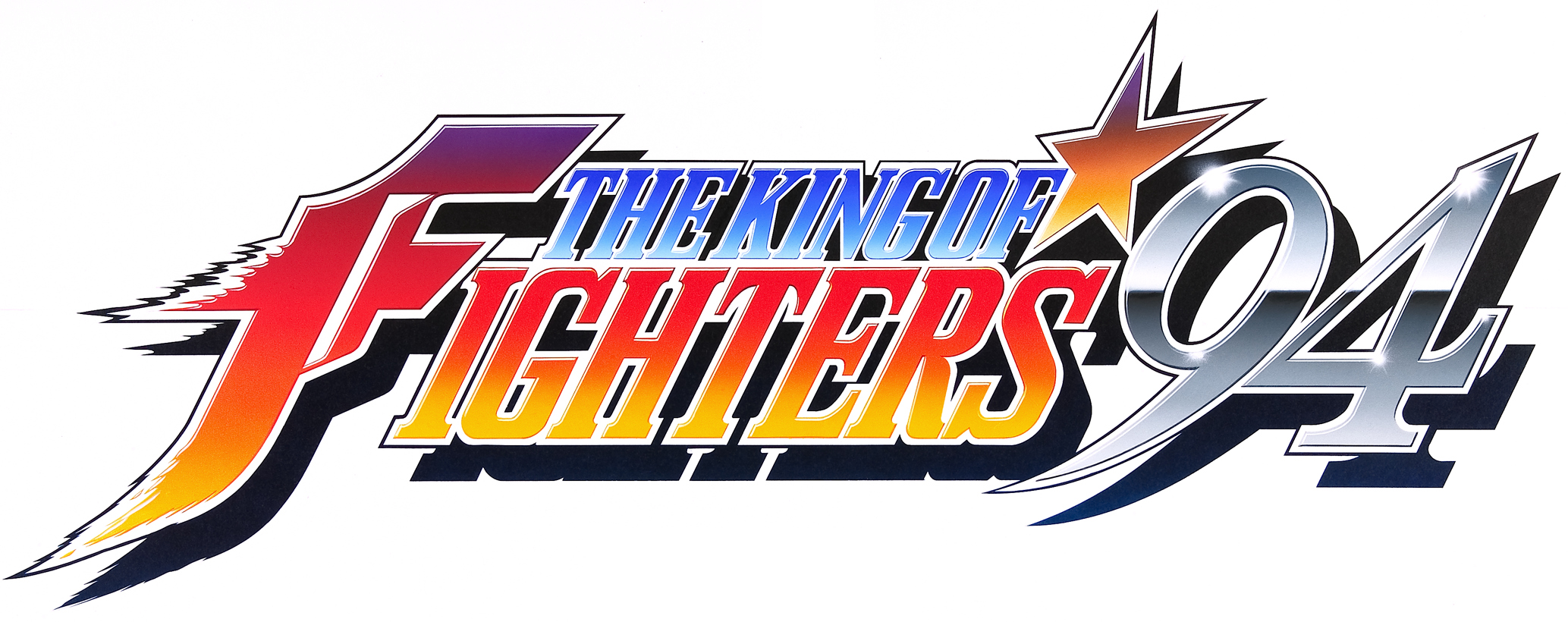 King of Fighters 94 Logo.