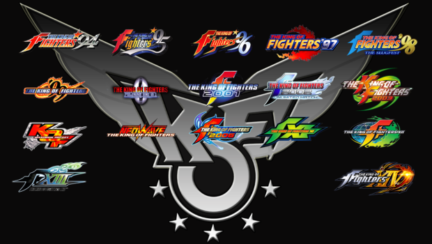 Looking Back At 25 Years Of The King Of Fighters.