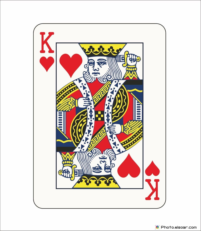 King Of Diamonds Playing Card in 2019.