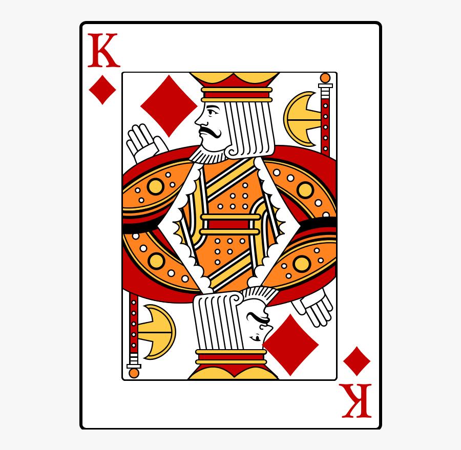King Of Diamonds.
