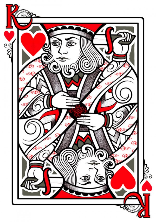 Free Heart Playing Cards, Download Free Clip Art, Free Clip.