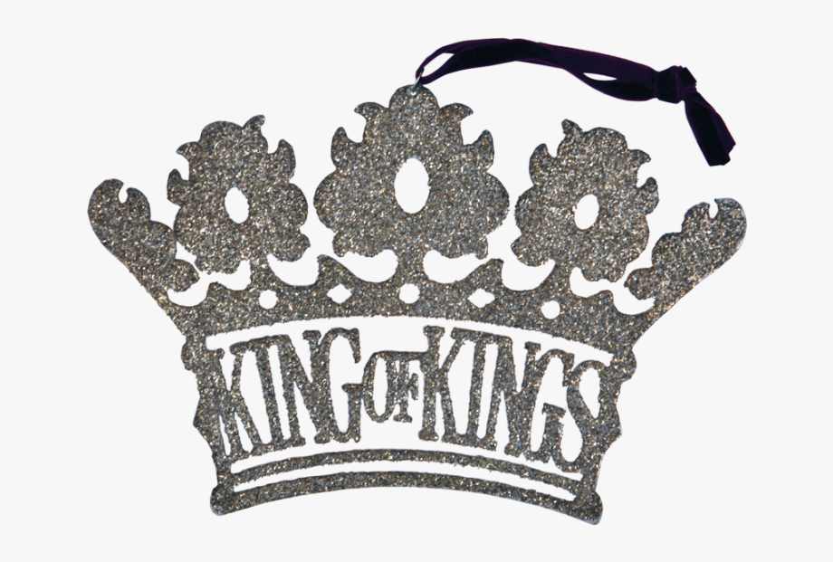 Silver King Crown Png.